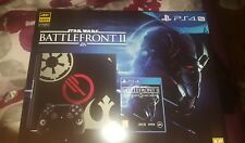 Sony PLAYSTATION 4 PRO 1 TB LIMITED EDITION Star Wars Battlefront II Console Nuovo