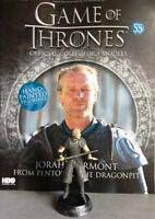 Game Of Thrones GOT Official Collectors Models #55 Jorah Mormont Figurine