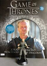 Game Of Thrones GOT Official Collectors Models #55 Jorah Mormont Figurine