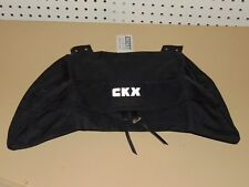 New Kimpex CKX 273988 Snowmobile Black Windshield Bag Arctic Cat ZRT Chassis
