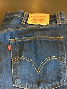 Mens levis 501 jeans 38 x 33