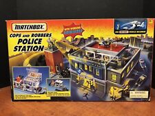 Matchbox 1997 Cops And Robbers Police Station Factory Sealed Dela1329