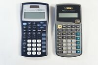 2 Pack Texas Instruments Scientific Calculator Solar Ti-30x IIS + TI-30XA