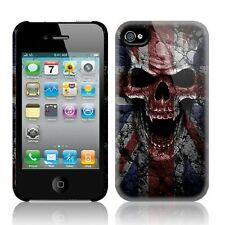 Spiral UNION WRATH Apple iPhone 4/4S Mobile Phone Case/Cover biker/tattoo/jack