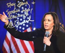 Vice President Kamala Harris Signed 8x10 Photo