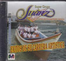 Exitos de su carrera Super Grupo Juarez CD new nuevo Sealed