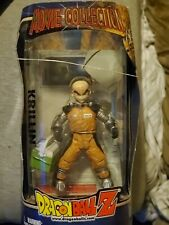 DRAGONBALL Z_Movie Collection Space Suit KRILLIN 9 inch figure_New Unopened