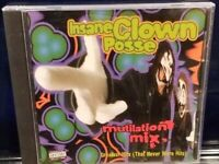 Insane Clown Posse - Mutilation Mix CD Psy-1016 Discmakers twiztid esham kid icp