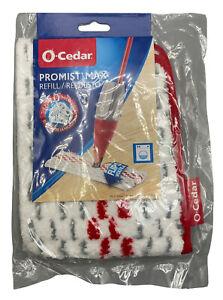 New Pack O-Cedar ProMist Max Spray Mop Refills Pad Washable Microfiber O Cedar