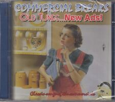 """Commercial Breaks """"Various Artists"""" NEW & SEALED CD 1st Class Post From The UK"""