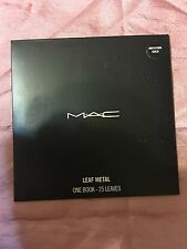 Mac Cosmetics Pro Leaf Metal - Limited Edition Imitation Gold NEW IN BOX