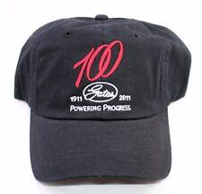 Gates Powering Progress 100 Year Anniv. 2011 Soft Uni Sex Hat Cap Adjustable New
