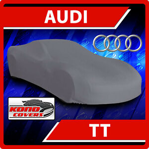 [AUDI TT] CAR COVER - Ultimate Full Custom-Fit All Weather Protection
