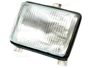 HEADLIGHT R/H FOR NEW HOLLAND TS90 TS100 TS110 TS115 TRACTORS