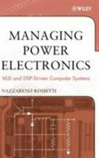 Managing Power Electronics: VLSI and DSP-Driven Computer Systems-ExLibrary