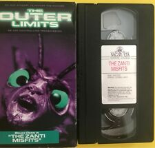 Outer Limits - The Zanti Misfits (1988, VHS)