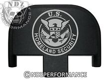 Rear Slide Plate for Smith Wesson S&W SD9 SD40 VE 9mm 40BK Homeland Security 2