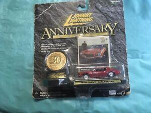 1970 Chevrolet Camaro RS - 2000 Johnny Lightning 30th Anniversary NEW Freeship