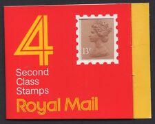 Great Britain 1986 - Booklet - 4 x 13p - Queen Elizabeth II - MNH