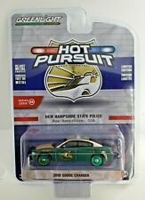 Green Machine 42930-E Dodge Charger New Hampshire State Police Greenlight Chase