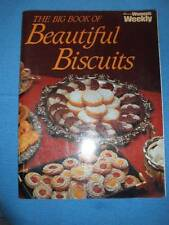 BOOK  THE BIG BOOK OF BEAUTIFUL BISCUITS WOMEN'S WEEKLY