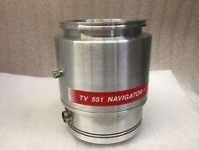 Agilent Varian Turbo Vacuum Pump TV551 Navigator 9698922 M004  #2 w/ 4 Mo Wrnty