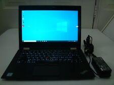 New listing Lenovo ThinkPad Yoga 260 Win 10(256gb Ssd*8gb*i5)Web*Touch*Ltk* Blt*Hdmi*A#2864*