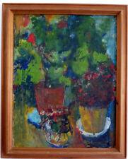 blumenidyll,EXPRESSIONNISTE,1956