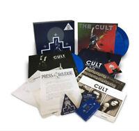 "The Cult : Sonic Temple VINYL 30th Anniversary  12"" Album Box Set 4 discs"