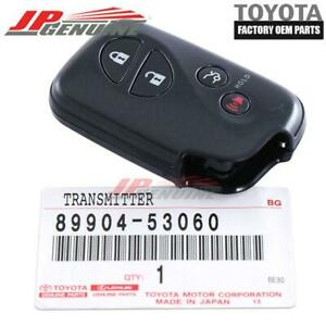 GENUINE LEXUS 08-09 IS-F OEM REMOTE KEYLESS TRANSMITTER SMART KEY 89904-53060