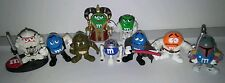 Star wars m&m chocolate mpire figure lot