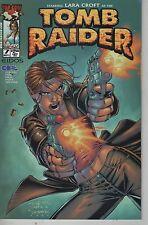 Lara Croft Tomb Raider #7 comic book movie