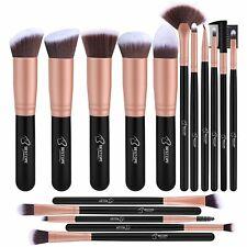 Makeup Brush Set  BESTOPE Professional 16-Piece Makeup Brushes