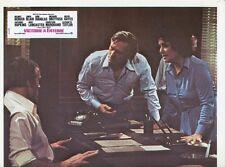 LIZ TAYLOR KIRK DOUGLAS VICTORY AT ENTEBBE 1976 VINTAGE LOBBY CARD #7