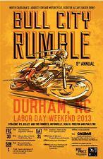 Vintage Motorcycle Poster BMW Ducati Moto Guzzi MV Augusta Cafe Racer 59 Ton Up