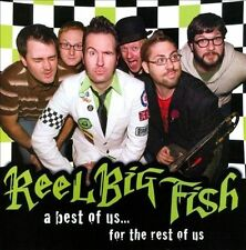 REEL BIG FISH A BEST OF US FOR THE REST OF US 2 CD SET PA BONUS DISC