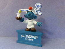 SMURF A GRAM -- Base Stand -- Sockel -- Candle