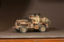 1/35 scale model kit Crew of the Jeep SAS. North Africa.1941-42 #4