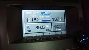 BA BF Falcon SX SY Territory BRAND NEW Ford colour ICC display screen.