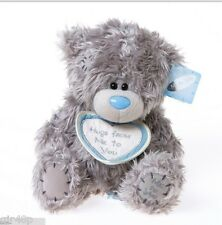 "Carte Blanche Me To You Tatty Teddy Soft Toy 9"" Blue Nose Hugs From Me To You"