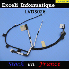 Original LCD LED PANTALLA VÍDEO CABLE PLANO FLEXIBLE HP Stream x360 11-N070DX