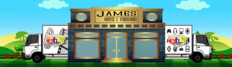 James movies & games and MORE