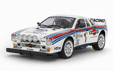Tamiya 1:10 RC Lancia 037 Rally TA-02S 300058654 Bausatz Tourenwagen Vintage Car