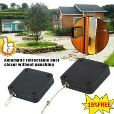 Punch-free Automatic Sensor Door Closer Portable  BEST