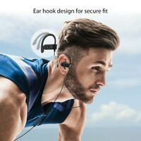 Avantree Wired Sports Headphones with Mic, Over ear hook, workout gym in Ear