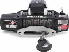 Smittybilt 98510 X2O Waterproof Synthetic Rope Winch - 10000 lb. Load Capacity
