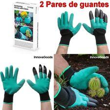 Guantes de Jardinería con garras para cavar Innovagoods