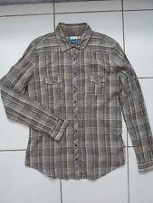 chemise manches longues ROXY carreaux  L