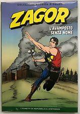 Zagor L'avamposto senza nome collezione storica a colori n. 17 Repubblica