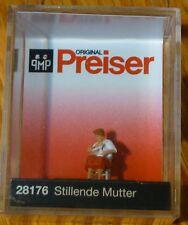 Peiser HO #28176  Nursing Mother -- Mother, Baby & Chair